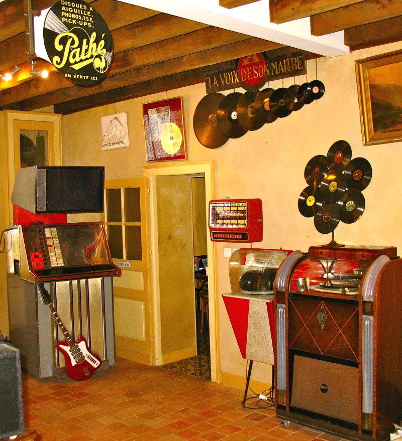 salle des jukebox