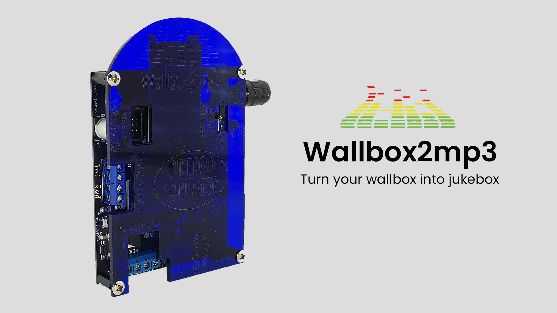 WALLBOX2MP3