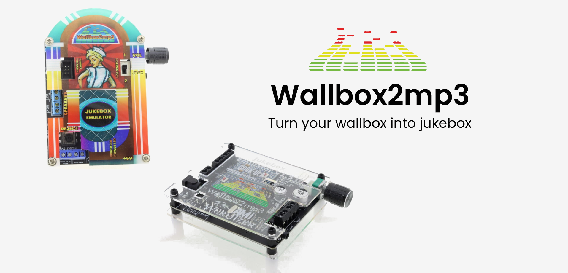 WALLBOX2MP3